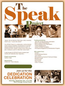 The Speak Project - Minnesota Charity Construction