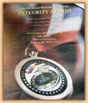 MN Construction Management - BBB Integrity Award