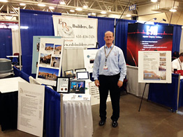EDS Builders attends Minnesota Chiefs of Police Law Enforcement Expo