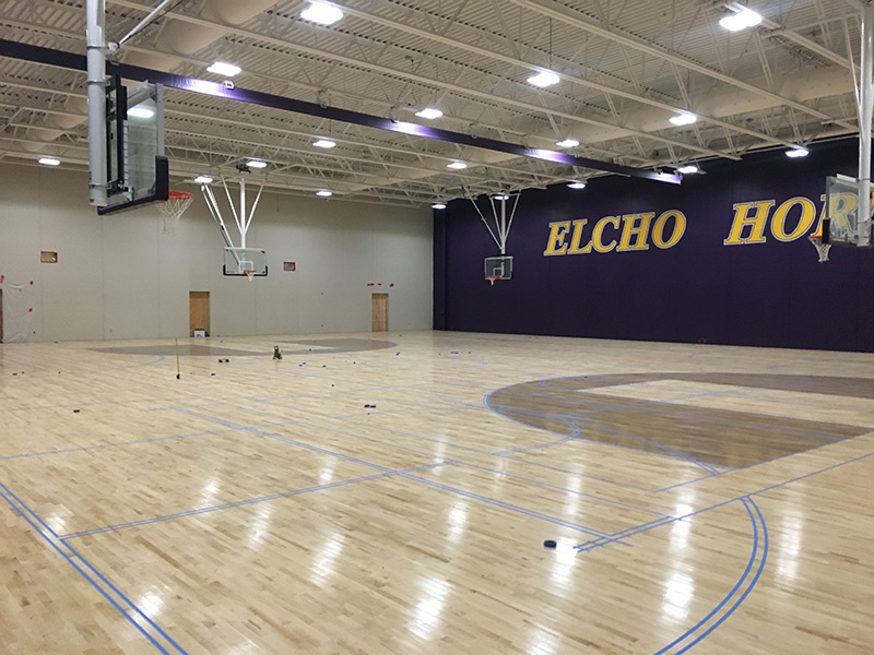 Minnesota Construction Manager - Elcho School - Gymnasium Project