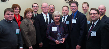 Minnesota - 2011 Minnesota Construction Accociation Green Project of the Year Award