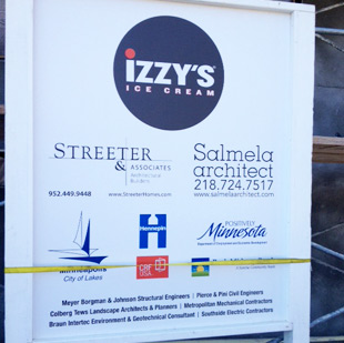 Izzys Ice Cream Parlor - EDS Builders Inspections