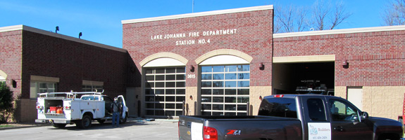 Lake Johanna Fire Station