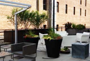 Residential Project - Rooftop Patio
